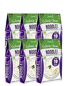 6 x Slendier Noodle-Style aus Konjak 250g
