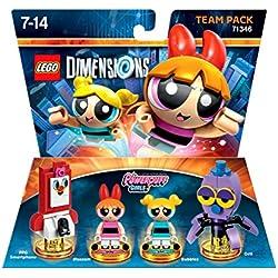 Lego Dimensions Team Pack Powerpuff Girls