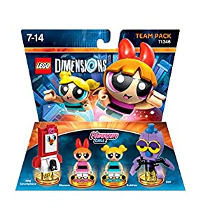 Warner Lego Dimensions Team Pack Powerpuff Lego Outlet LEGO