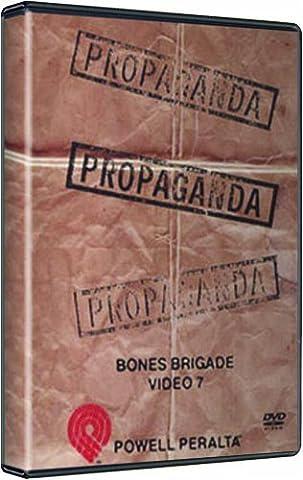 Bones Brigade Powell Propaganda Skateboard DVD von Ally Verteilung