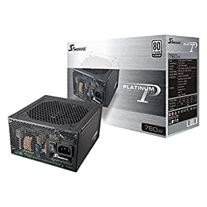 Seasnoic SS-760XP2 Active PFC Platinum-760 PC-Netzteil (760 Watt, ATX 12V)