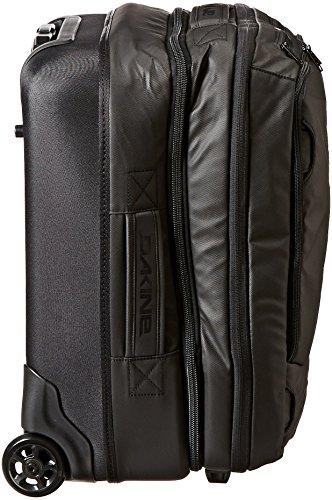 DAKINE, Valigia Uomo DLX Carry On 46 l, Nero (Black), 53 x 35 x 37 cm Nero (Black)