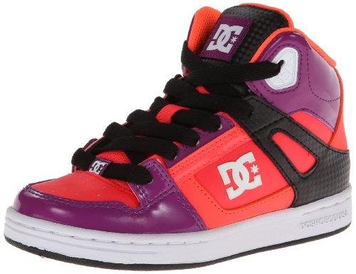 Dc Shoes Rebound B - Sneaker, , taglia Purple