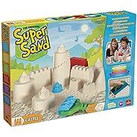 Super Sand - Castillo set de juego (Goliath 83219)