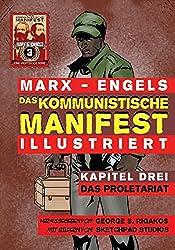Das Kommunistische Manifest (Illustriert) - Kapitel Drei: Das Proletariat