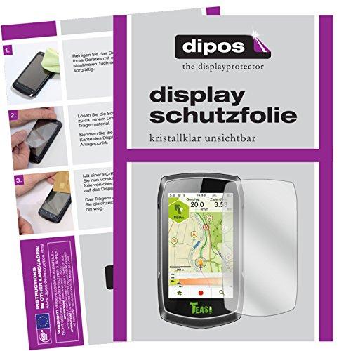 Teasi One 3 eXtend Protector de pantalla - 3x dipos pelicula protectora claro