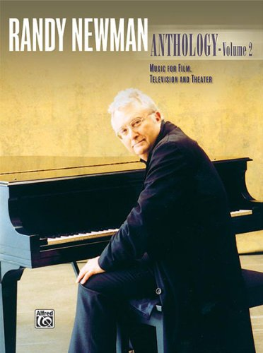 ALFRED PUBLISHING NEWMAN RANDY - ANTHOLOGY VOL2 MOVIE - PVG Noten Pop, Rock, .... Klavier Gesang Gitarre