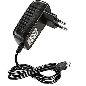 Rydges EU 5V 3A Micro USB Stecker Netzteil DC Adapter Strom Kabel für Raspberry Pi 3 Model B / Raspberry Pi 2 Model B ( die ausreichende Leistungsreserve )
