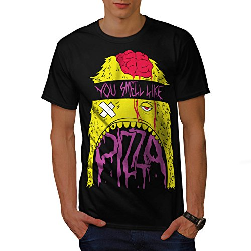 smell-pizza-zombie-dead-hungry-men-new-black-l-t-shirt-wellcoda
