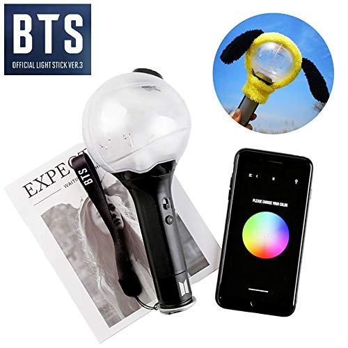 KPOP BTS Light Stick mit Bluetooth Ver.3 Army Bomb Bangtan Boys Concert Lamp Lightstick