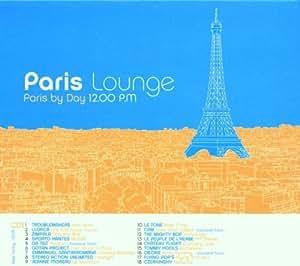 Paris Lounge [Import anglais]