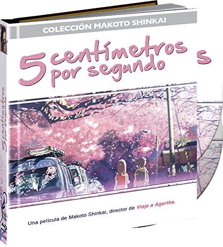 5 Cm Por Segundo – Edición Digibook [Blu-ray] 515rUkF7aQL