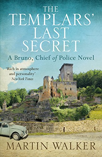 The Templars\' Last Secret: Bruno, Chief of Police 10 (English Edition)