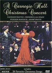 Carnegie Hall Christmas [DVD] [Region 1] [US Import] [NTSC]