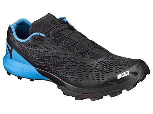 Salomon S-Lab XA Amphib Black Transcend Blue Racing Red Black