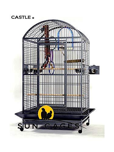 Sun Cages Jaula para Loros Guacamayos, Cacatúas, Yacos.