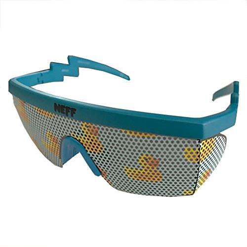 NEFF Unisex-Adults Brodie Sunglasses Uva Uvb Protective Bandana, Danger Paradise, One Size