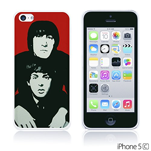 OBiDi - Celebrity Star Hard Back Case / Housse pour Apple iPhone 5C - Che Guevara Beatles