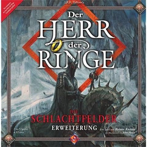 Fantasy Flight - Juego de tablero El Señor De Los Anillos, 2 a 5 jugadores (versión en alemán)