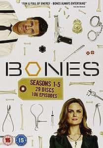 Bones - Season 1-5 [DVD] [2005]