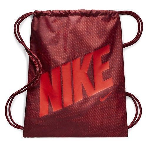 Nike Ba5262-679 Turnbeutel, Rot (Team Rosso/Habanero Rosso)