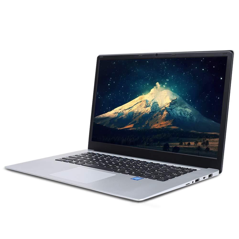 Ordenador Portátil de 15.6″ Full HD IPS, Ultrabook A8 – Intel J3455 Quad Core, RJ45, USB3.0, HDMI, Windows10, 8GB RAM 128GB SSD