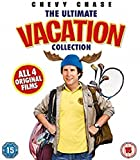 National Lampoon Collection (Vacation/European Vacation/Christmas Vacation/Vegas Vacation) [Import italien]