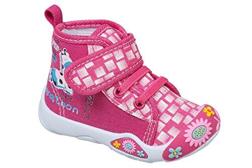 gibra, Sneaker bambine Rosa (rosa)