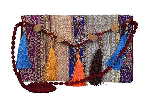 Decot Paradise Women's Vintage Clutch Bag