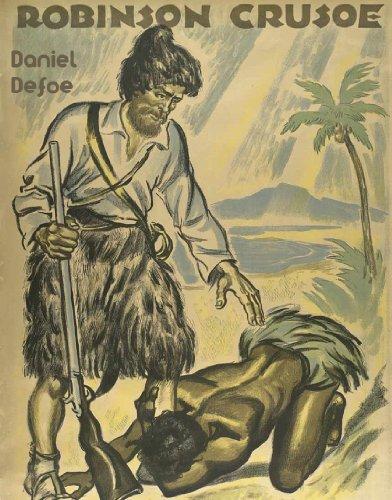 Robinson Crusoe par Daniel Defoe