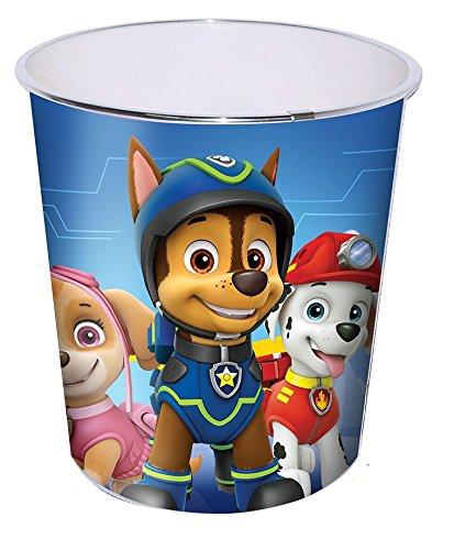Kitty Paw (Nickelodeon Paw Patrol Papierkorb Mülltonne Plastik)