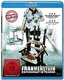 Frankenstein: Experiment in Terror [Blu-ray] [Import allemand]