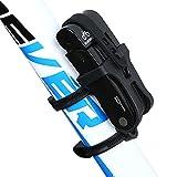 Inbike Antivol Pliable Vélo Mini Portable de haute protection(Noir, Manganèse)
