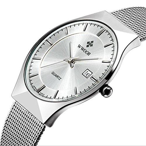 geniessen-armbanduhren-automatik-chronograph-uhr-edelstahl-uhrarmband-elegant-weiss