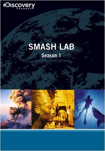 Smash Lab Season 1 - Hurricane Proof House & Train Crash (Dvd Tv-serie Smash)
