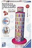 Ravensburger - 12568 - Puzzle 3D Building - 216 Pièces - Tour De Pise Tula Moon