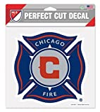 MLS Chicago Fire 20x20 cm (8