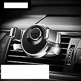 ZXY Auto Handyhalter Snap-On Mobile Navigation Unterstützung Auto Multifunktions Outlet Support Frame,Splitter,Einheitsgröße