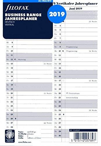 Filofax 000019-68549 Kalender