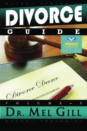 Divorce Guide Vol 1: The Pocket Therapist PDF Books