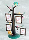 Bali Mantra Owl Tree Photo Frame (4 Fram...