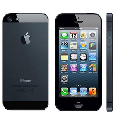 Iphone 5 - 16Go - Noir Smartphone reconditionné certifié import europe