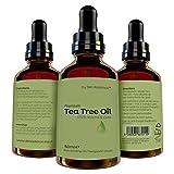 Purest Tea Tree Oil Essential Oil by Skin Radiance® - High Grade Tea