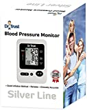 #6: Dr. Trust Blood Pressure Monitor Silver Line (White)