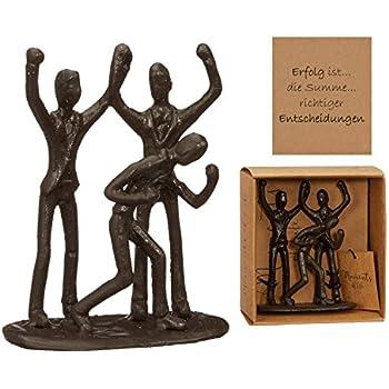 Preis am stiel skulptur 39 39 erfolg 39 39 dekoration for Dekoration wohnung amazon