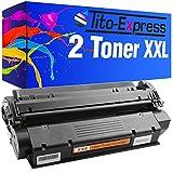 2 Toner XXL Schwarz für Canon FX-8 ImageClass PC-D320 PC-D340 PC-D383 PC-D420 PlatinumSerie