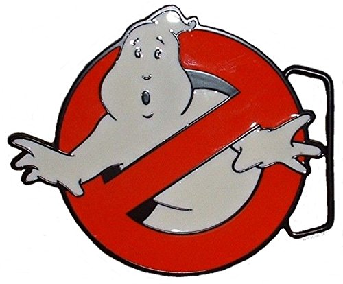 Ghostbusters Cosplay Metal Belt Buckle