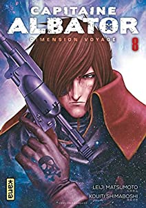 Capitaine Albator : Dimension Voyage Edition simple Tome 8
