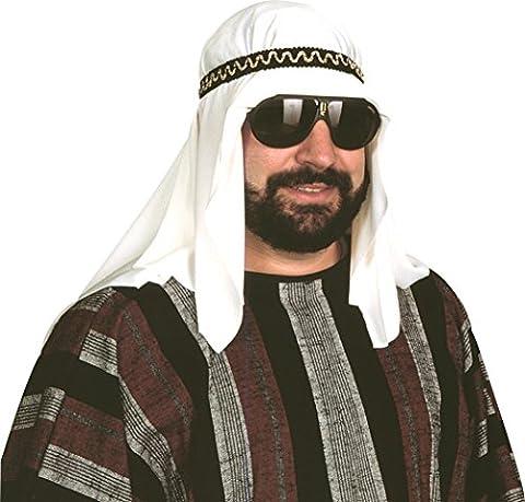 Kit Sheik casque Costume prince du désert arabe arabe Sultan Hat Shiek