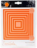 """Tonic Studios Layering Die Set - Nesting Square 1"""" To 5.71"""" (Pack of 1 )"""